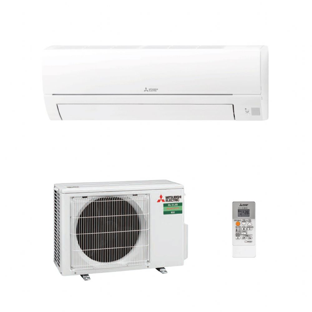Mitsubishi Electric Air Conditioning MSY-TP35VF Cooling Wall 3.5Kw/12000Btu R32 A+++ 240V~50Hz